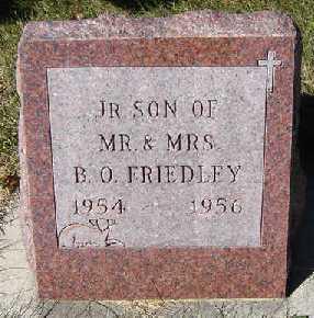 FRIEDLEY, JR. - Clayton County, Iowa | JR. FRIEDLEY