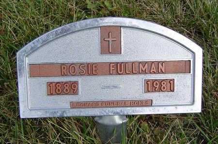 FULLMAN, ROSIE - Clayton County, Iowa | ROSIE FULLMAN