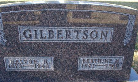 GILBERTSON, BERTHINE M. - Clayton County, Iowa | BERTHINE M. GILBERTSON
