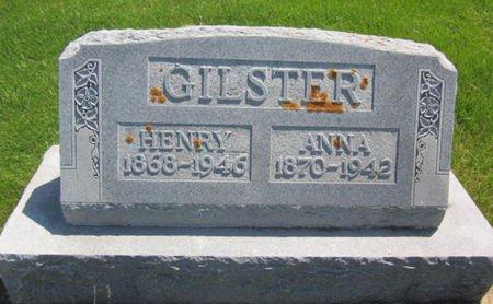 GILSTER, ANNA - Clayton County, Iowa | ANNA GILSTER