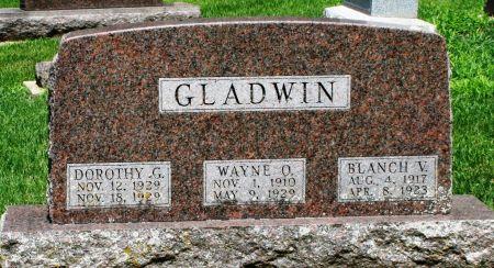 GLADWIN, DOROTHY G. - Clayton County, Iowa | DOROTHY G. GLADWIN