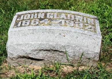GLADWIN, JOHN - Clayton County, Iowa | JOHN GLADWIN