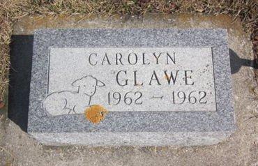 GLAWE, CAROLYN - Clayton County, Iowa | CAROLYN GLAWE