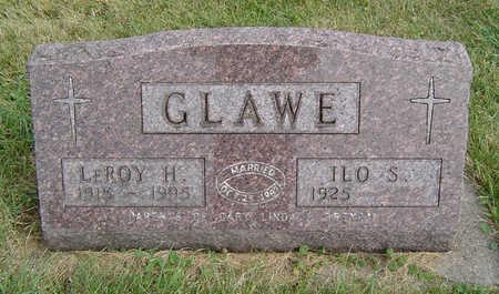 GLAWE, LEROY H. - Clayton County, Iowa | LEROY H. GLAWE