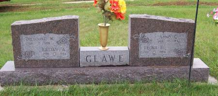 GLAWE, LILLIAN A. - Clayton County, Iowa | LILLIAN A. GLAWE