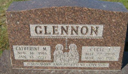 WILEY GLENNON, CATHERINE M. - Clayton County, Iowa | CATHERINE M. WILEY GLENNON