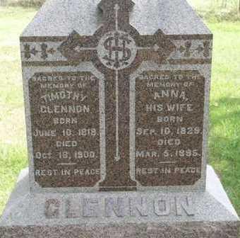 GLENNON, TIMOTHY - Clayton County, Iowa   TIMOTHY GLENNON