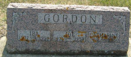 GORDON, CATHARINE - Clayton County, Iowa | CATHARINE GORDON