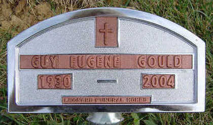 GOULD, GUY EUGENE - Clayton County, Iowa | GUY EUGENE GOULD