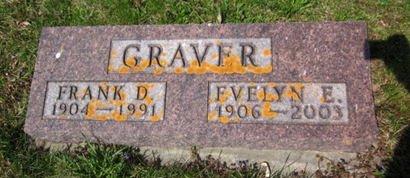 GRAVER, EVELYN E. - Clayton County, Iowa | EVELYN E. GRAVER