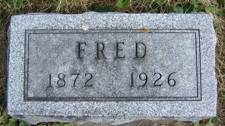 GREVE, FRED - Clayton County, Iowa | FRED GREVE