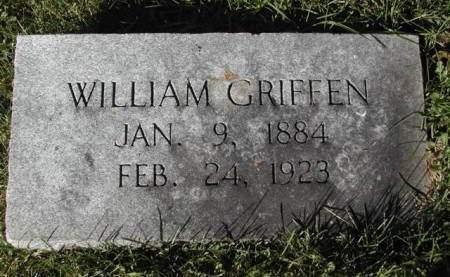 GRIFFEN, WILLIAM - Clayton County, Iowa | WILLIAM GRIFFEN