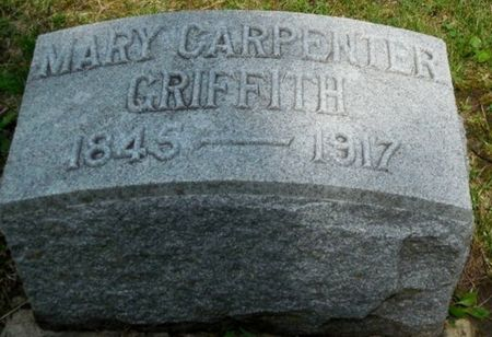 GRIFFITH, MARY - Clayton County, Iowa | MARY GRIFFITH