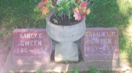 GWEEN, NANCY - Clayton County, Iowa | NANCY GWEEN