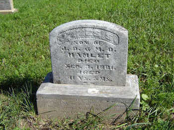 HAMLETT, JAMES S. - Clayton County, Iowa | JAMES S. HAMLETT