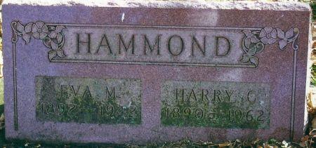 HAMMOND, HARRY C. - Clayton County, Iowa | HARRY C. HAMMOND
