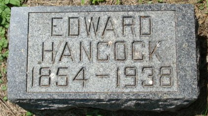 HANCOCK, EDWARD - Clayton County, Iowa | EDWARD HANCOCK