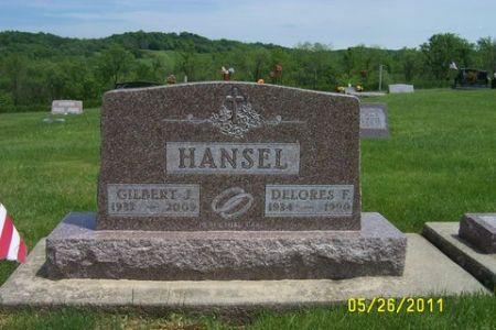 HANSEL, GILBERT J.