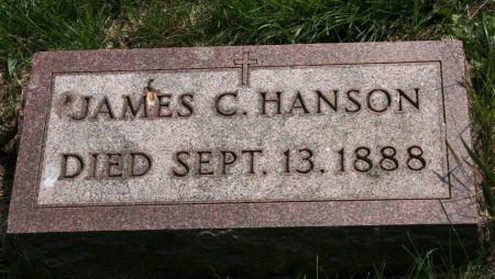 HANSON, JAMES C. - Clayton County, Iowa | JAMES C. HANSON