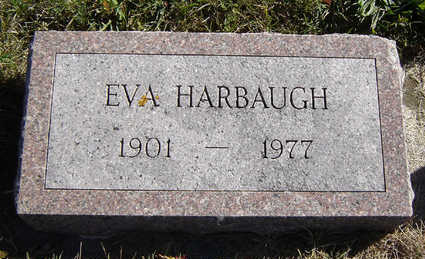 CHASE HARBAUGH, EVA - Clayton County, Iowa | EVA CHASE HARBAUGH