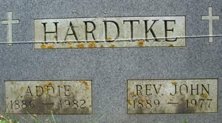 HARDTKE, ADDIE - Clayton County, Iowa | ADDIE HARDTKE