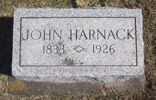 HARNACK, JOHN - Clayton County, Iowa | JOHN HARNACK