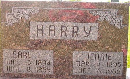 HARRY, JENNIE - Clayton County, Iowa | JENNIE HARRY