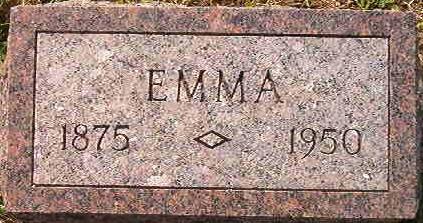 HARRY, EMMA - Clayton County, Iowa | EMMA HARRY