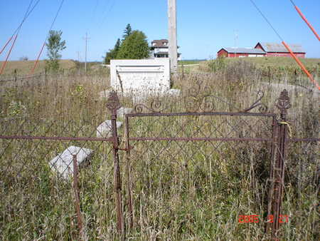 HARTMAN, CEMETERY - Clayton County, Iowa   CEMETERY HARTMAN