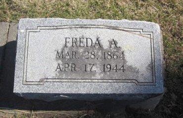 HAVILL, FREDA A. - Clayton County, Iowa | FREDA A. HAVILL
