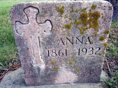 HAVLICEK, ANNA - Clayton County, Iowa | ANNA HAVLICEK