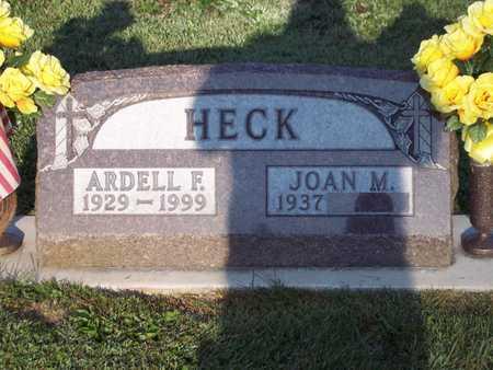 HECK, ARDELL F. - Clayton County, Iowa | ARDELL F. HECK