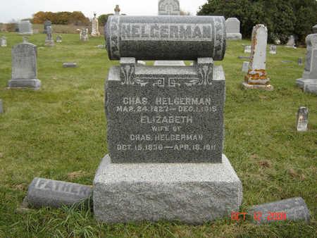HELGERMAN, CHARLES - Clayton County, Iowa | CHARLES HELGERMAN