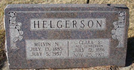 HELGERSON, CLARA S. - Clayton County, Iowa | CLARA S. HELGERSON