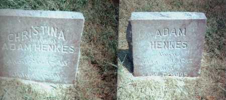 HENKES, ADAM - Clayton County, Iowa | ADAM HENKES