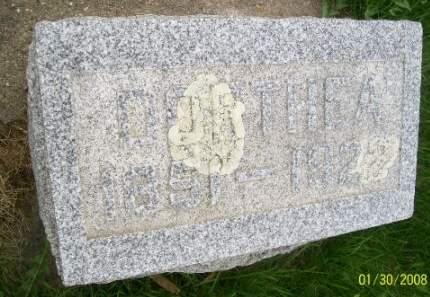 HENKES, DORTHEA - Clayton County, Iowa   DORTHEA HENKES