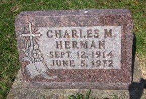 HERMAN, CHARLES M. - Clayton County, Iowa | CHARLES M. HERMAN