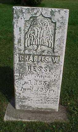 HESS, CHARLES V - Clayton County, Iowa | CHARLES V HESS