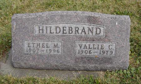 HILDEBRAND, ETHEL M. - Clayton County, Iowa | ETHEL M. HILDEBRAND
