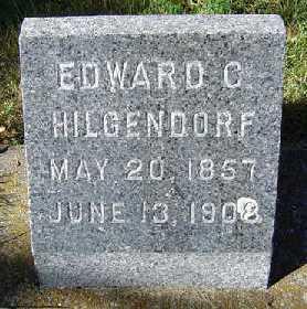 HILGENDORF, EDWARD C. - Clayton County, Iowa | EDWARD C. HILGENDORF