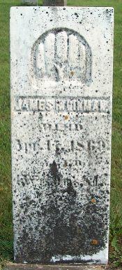 HINMAN, JAMES M. - Clayton County, Iowa | JAMES M. HINMAN