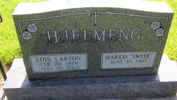 HJELMENG, LOIS - Clayton County, Iowa | LOIS HJELMENG