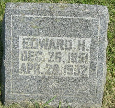 HOAG, EDWARD H. - Clayton County, Iowa | EDWARD H. HOAG