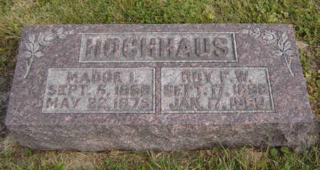 HOCHHAUS, MADGE I. - Clayton County, Iowa | MADGE I. HOCHHAUS