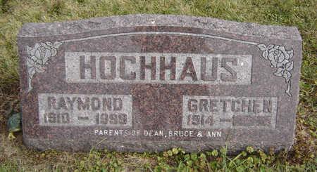 HOCHHAUS, GRETCHEN - Clayton County, Iowa   GRETCHEN HOCHHAUS
