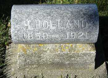 HOLLAND, H. (HERMAN) - Clayton County, Iowa | H. (HERMAN) HOLLAND