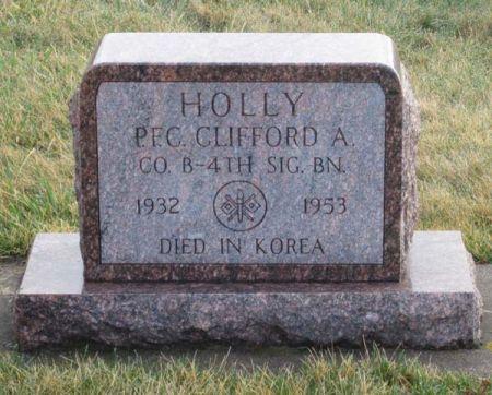 HOLLY, CLIFFORD A. - Clayton County, Iowa | CLIFFORD A. HOLLY