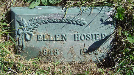 HOSIER, ELLEN - Clayton County, Iowa | ELLEN HOSIER