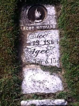 HOWARD, JACOB - Clayton County, Iowa | JACOB HOWARD