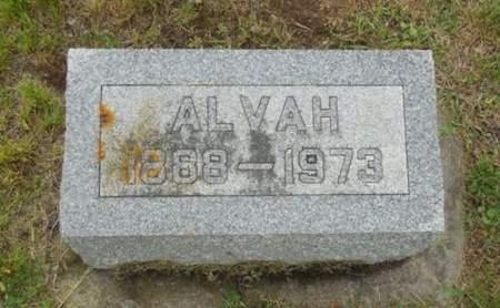 HULBERT, ALVAH - Clayton County, Iowa | ALVAH HULBERT